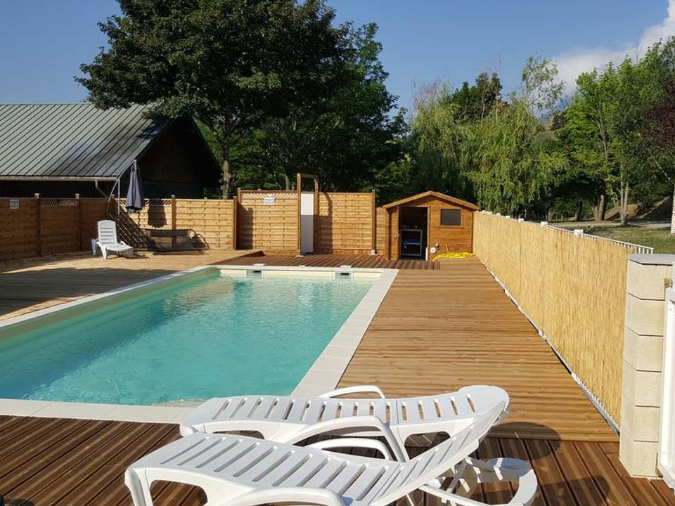 Camping Le New Rabioux - Camping Hautes-Alpes
