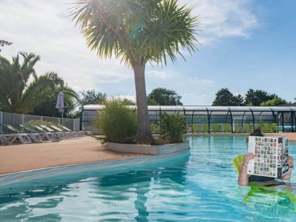 Camping Le Helles  - Camping Finistere