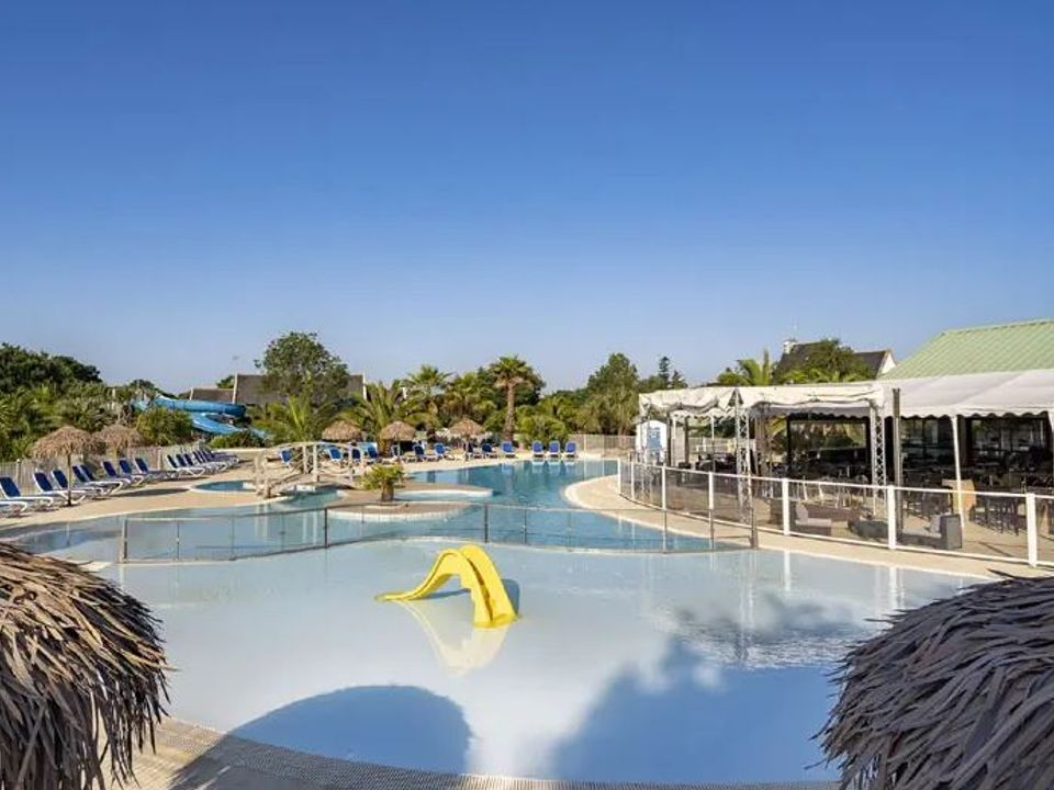 Camping Le Cabellou Plage  - Camping