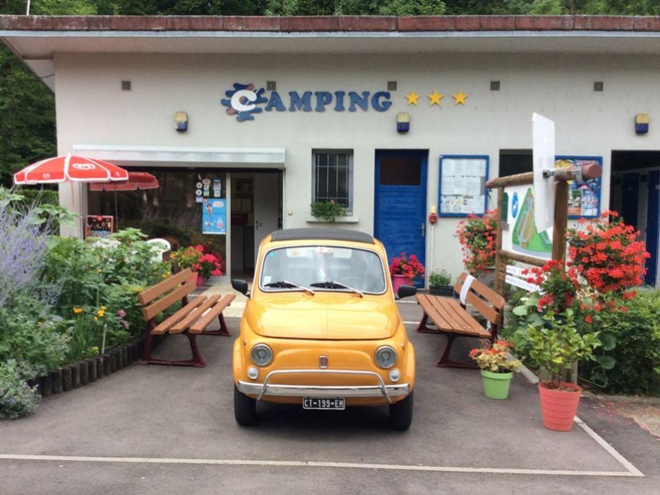 Camping de Contrexéville - Camping Vosges