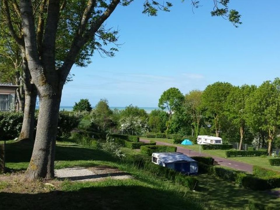 Camping Le Mont Joli Bois - Camping Seine-Maritime