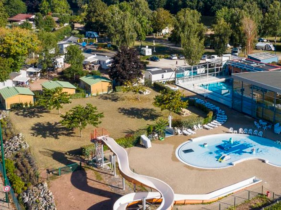 Camping des Halles - Camping Nievre