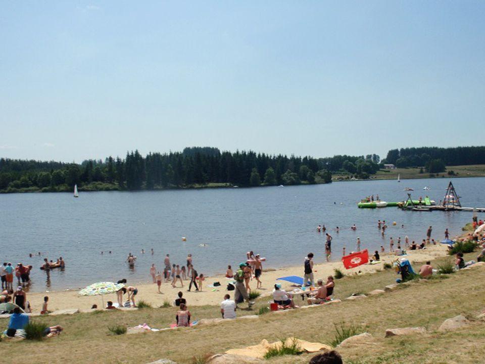 Camping du Lac de Devesset - Camping Ardeche