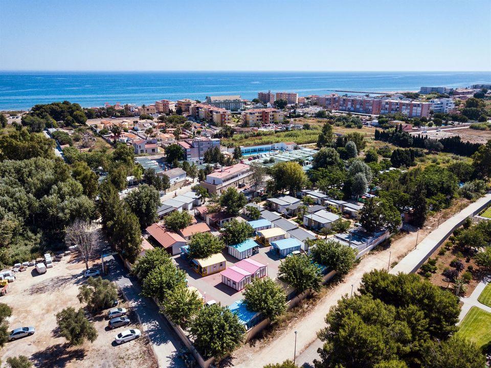 Camping Los Llanos - Camping Alicante