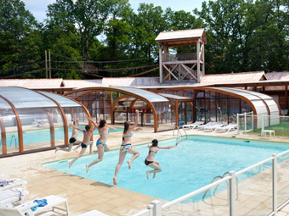 Camping DéfiPlanet' - Camping Vienne