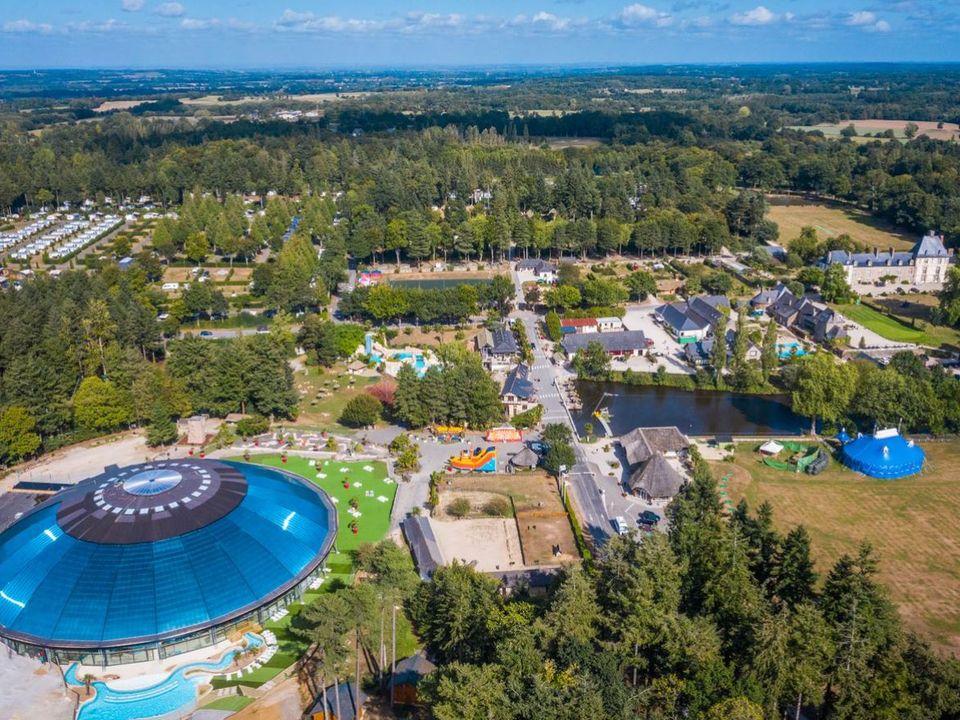 Camping Les Ormes, Domaine et Resort - Camping Ille-et-Vilaine