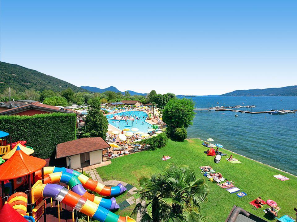 Camping Isolino - Camping Verbano-Cusio-Ossola