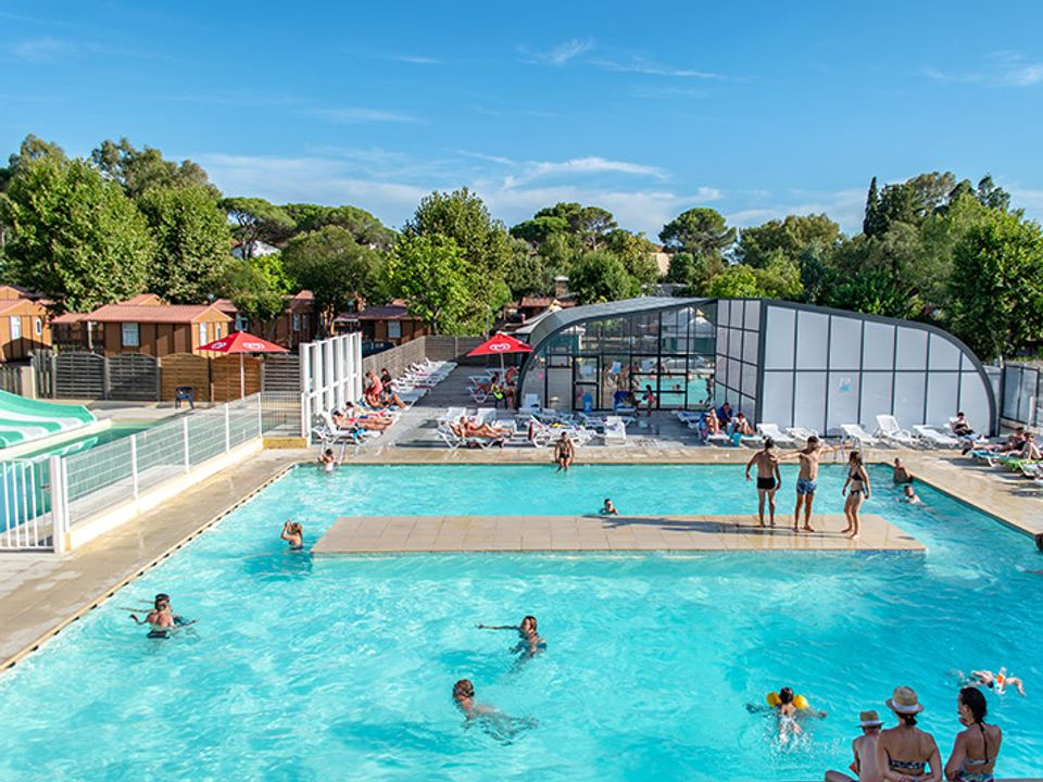 Camping Le Fréjus    - Camping