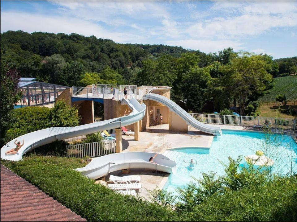 Camping Les Granges  - Camping Dordogne