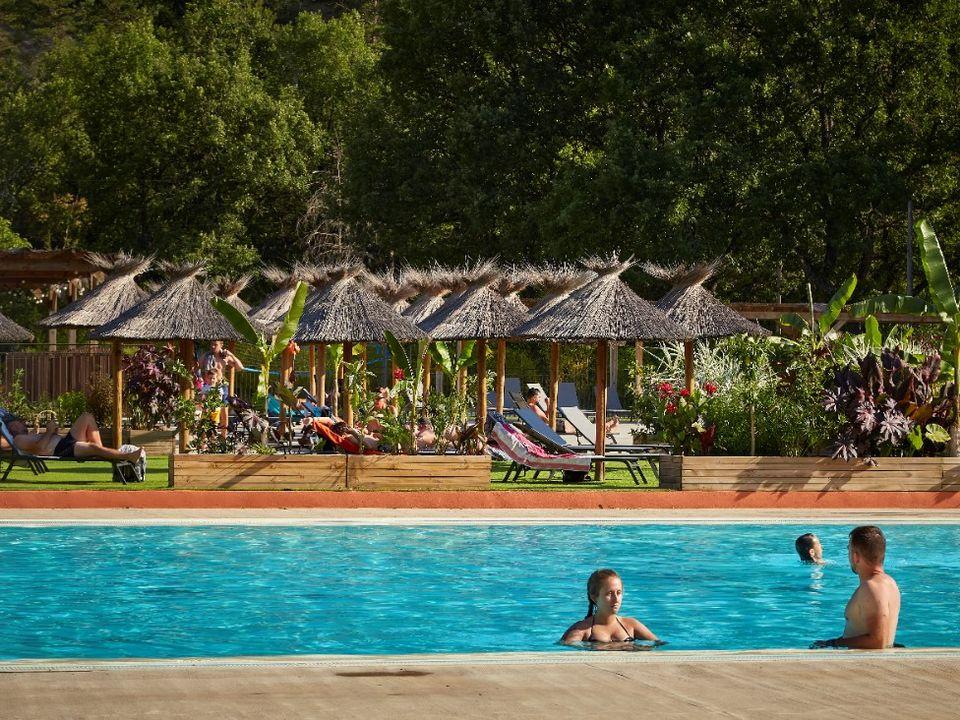 Camping Verdon Parc  - Camping Alpes-de-Haute-Provence