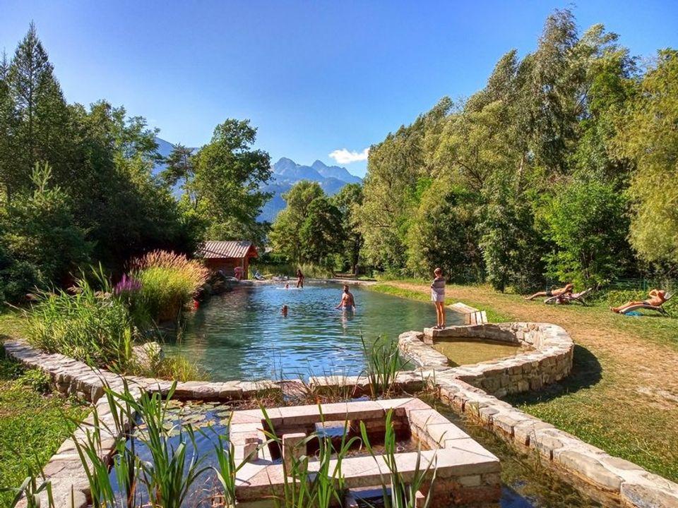 Camping Saint James Les Pins - Camping Hautes-Alpes