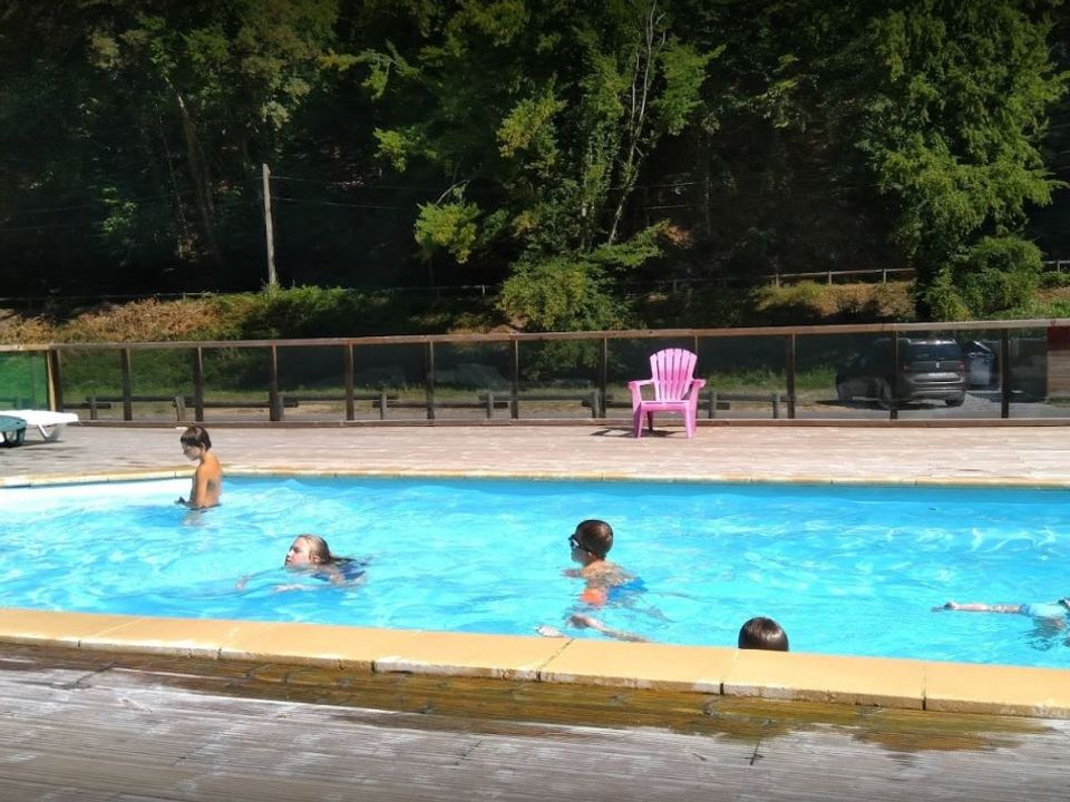 Camping d'Haulmé - Camping Ardennes
