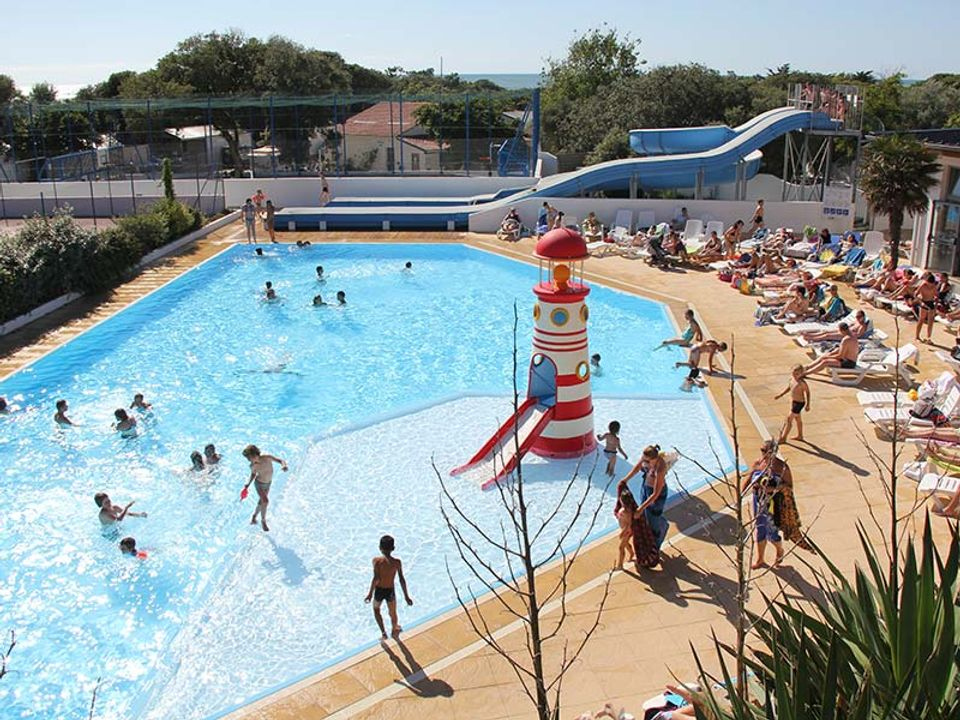 Camping Anse des Pins - Camping Charente-Maritime