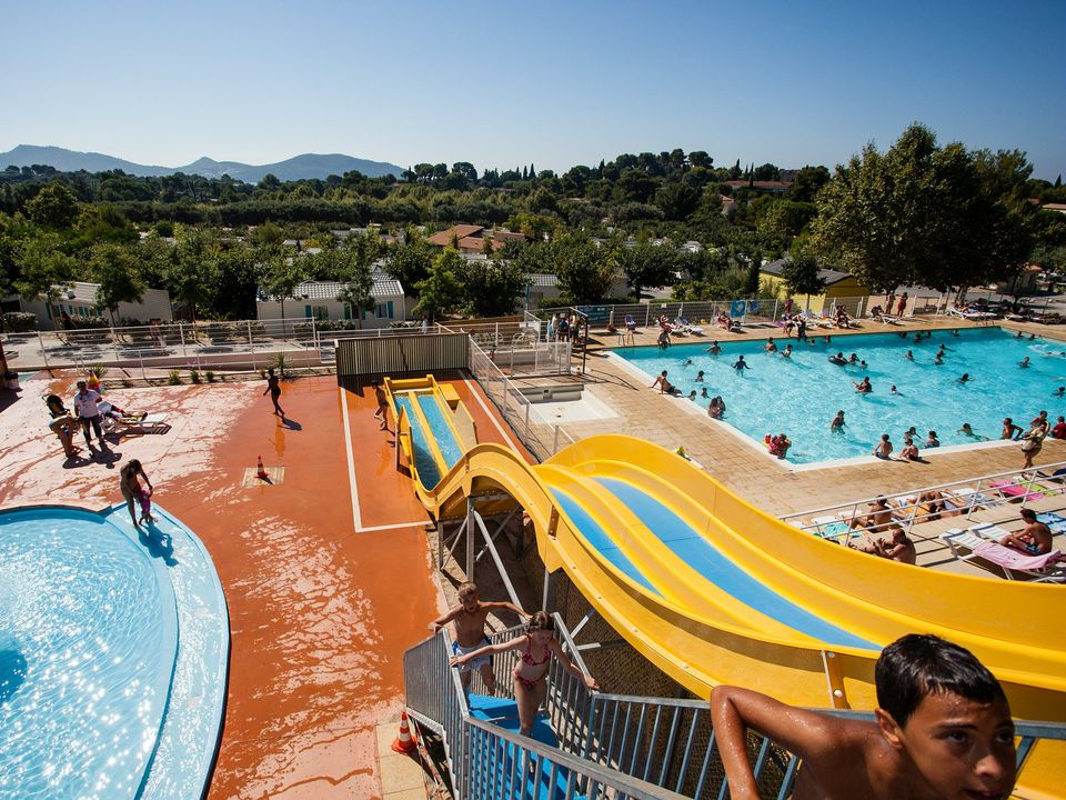 Camping La Baie des Anges - Camping