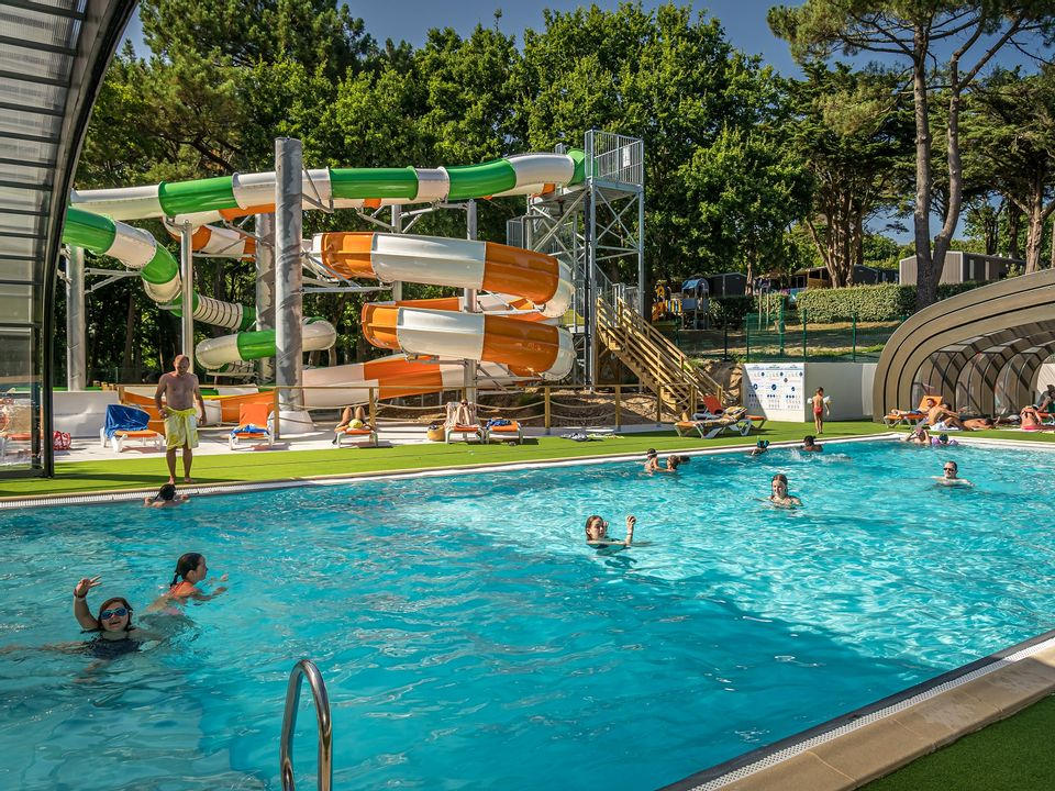Camping Les Ajoncs d'Or - Camping