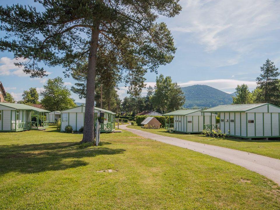 Camping Les Pinasses - Camping
