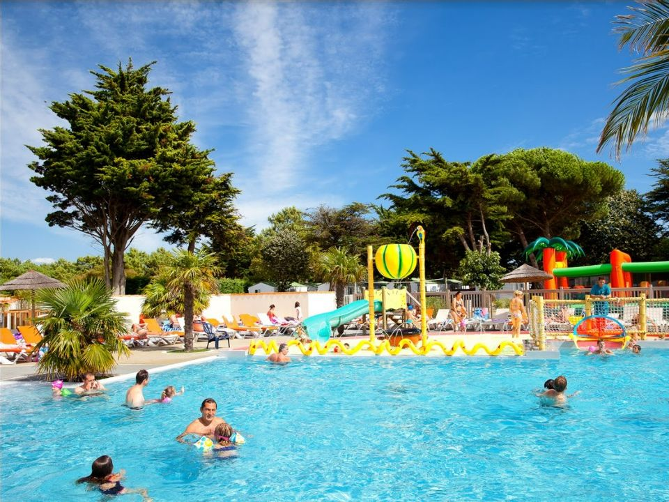 Camping Les Peupliers - Camping Charente-Maritime