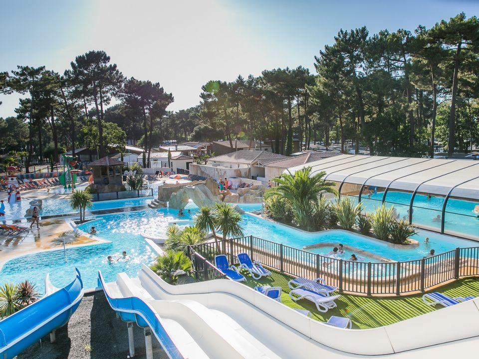 Camping Palmyre Loisirs  - Camping Charente-Maritime