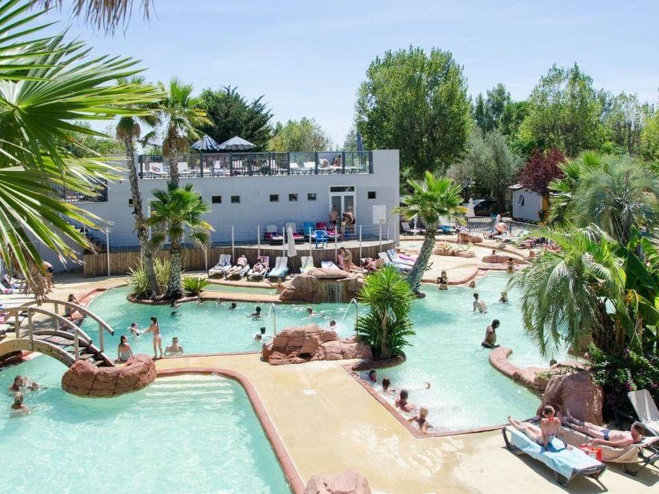 Camping l'Oasis Palavasienne - Camping Paradis, 4* - 1