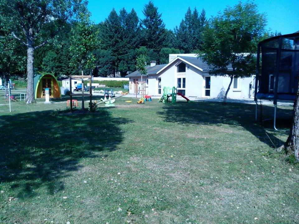 Camping Le Lignon - Camping Haute-Loire
