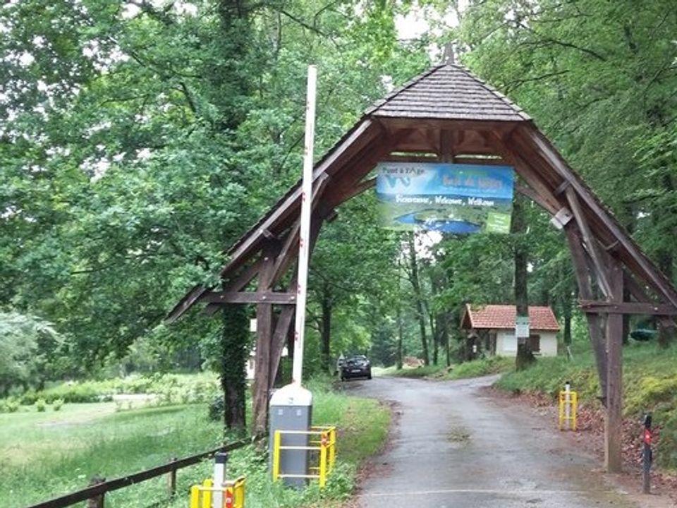 Camping du Lac Pont à l'Age - Camping Haute-Vienne