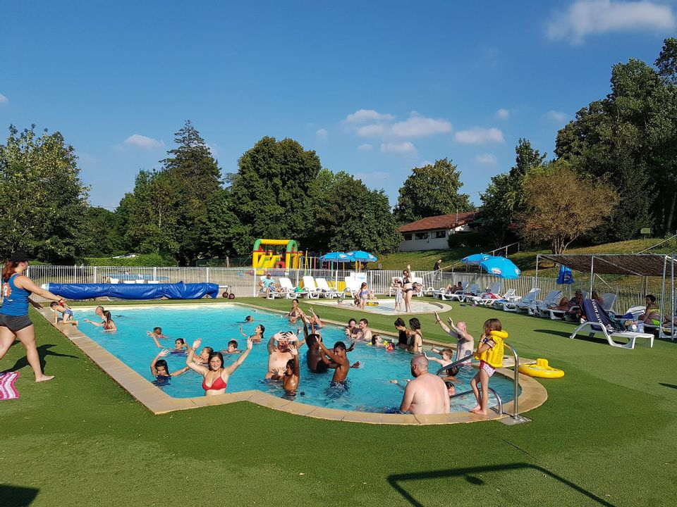 Camping Le Grand Cerf - Camping Drome