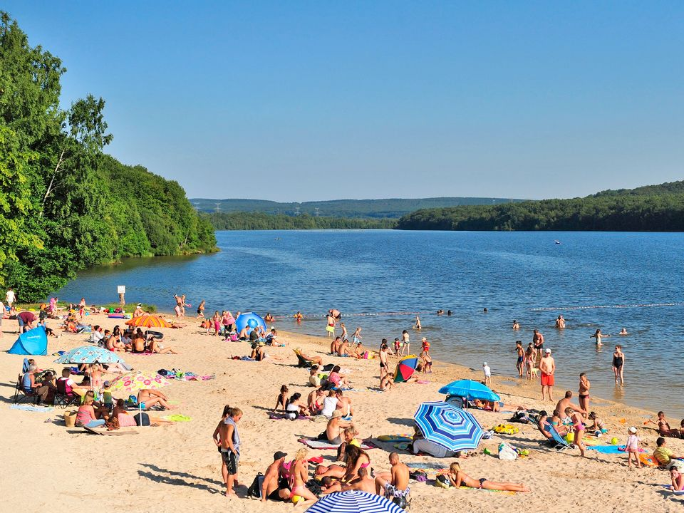 Camping Le Lac des Vieilles Forges - Camping Ardennes