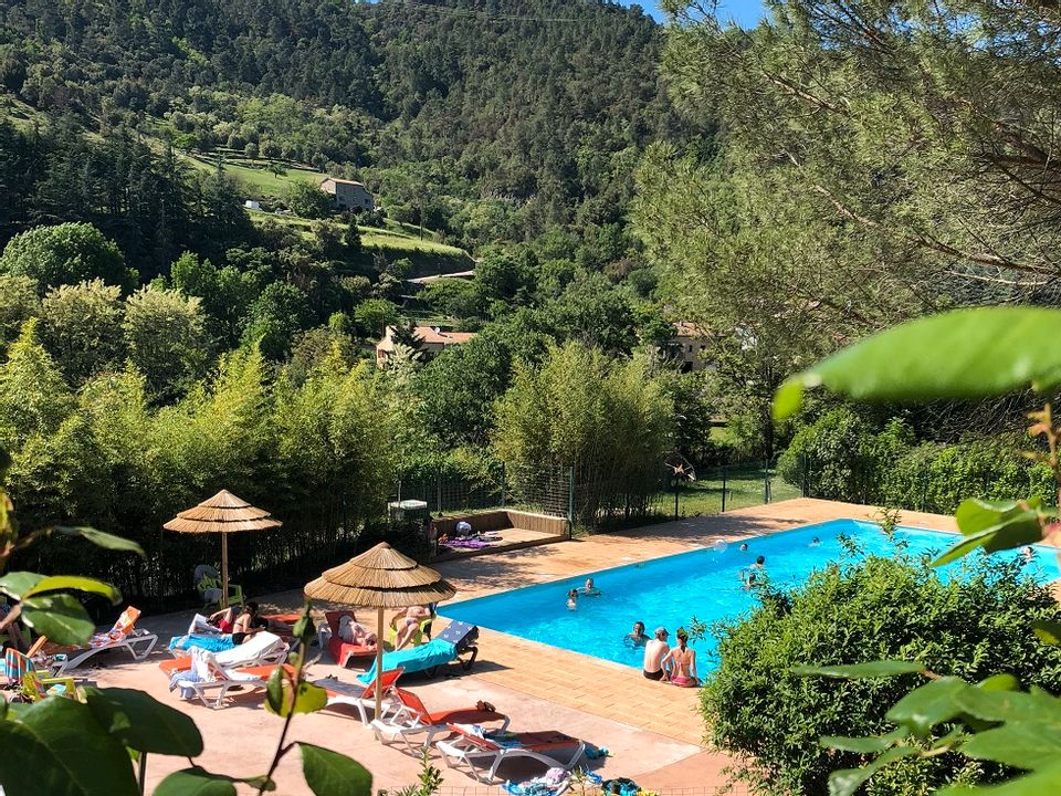 Camping Le Mas de Champel  - Camping Ardeche