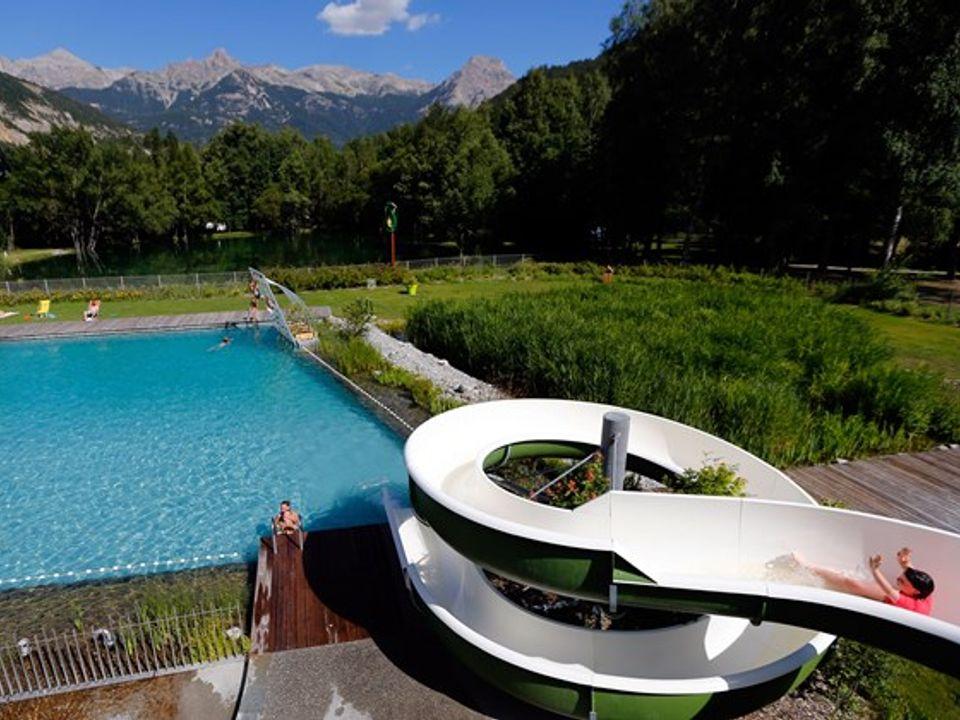 Domaine Résidentiel de Plein Air Courounba  - Camping Hautes-Alpes