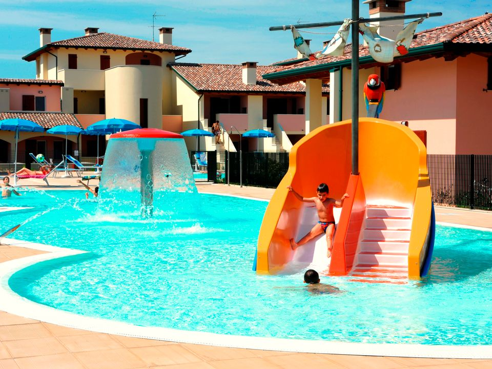 Airone Bianco Residence Village - Camping Ferrare