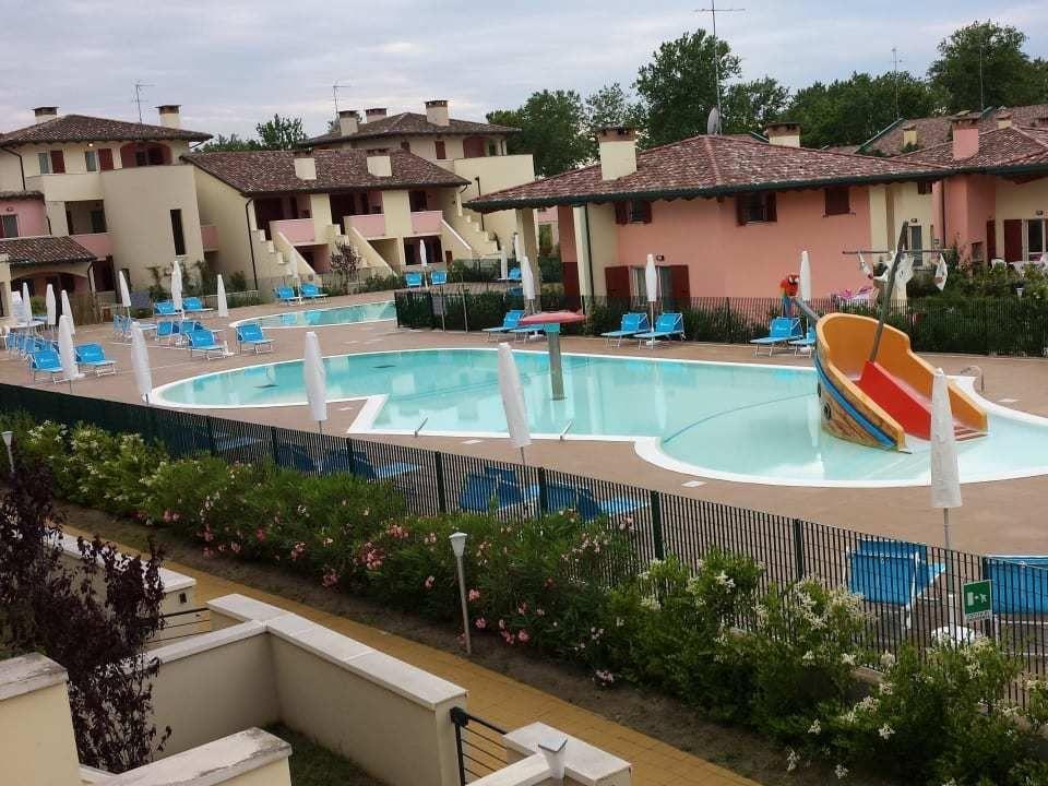 Airone Bianco Residence Village - Camping Ferrara