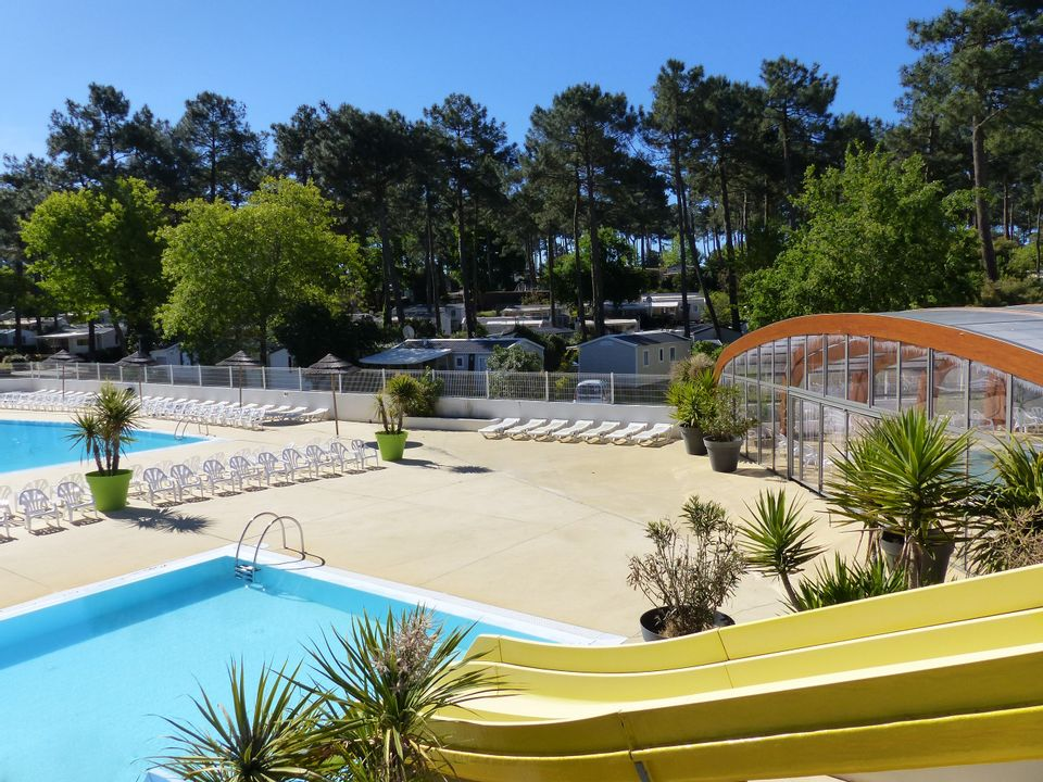 Camping les Embruns - Camping Gironde