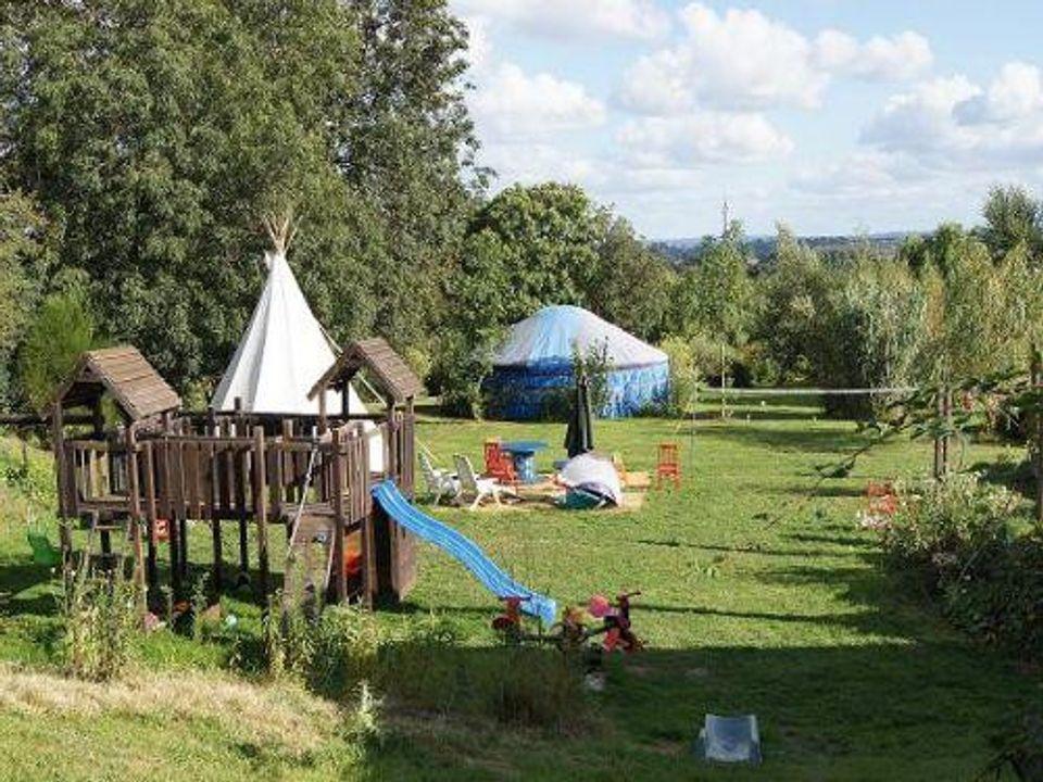 Camping Au Bonheur Nomade - Camping Calvados