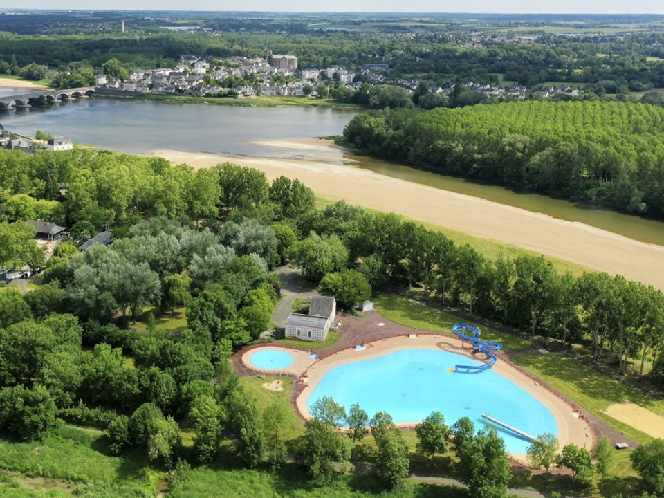 Camping Slow Village Loire Vallée - Camping