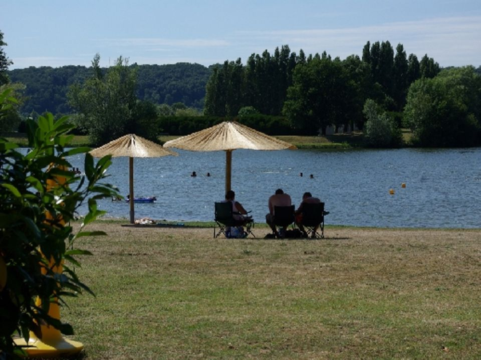 Camping Lac des Varennes - Camping Sarthe