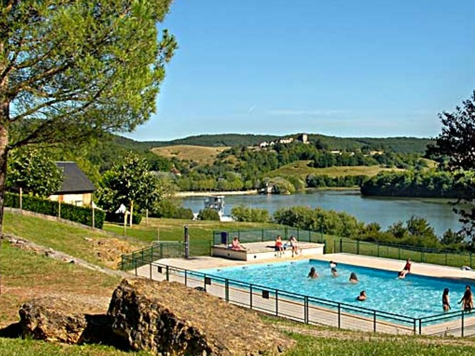 Camping Lac du Causse - Camping