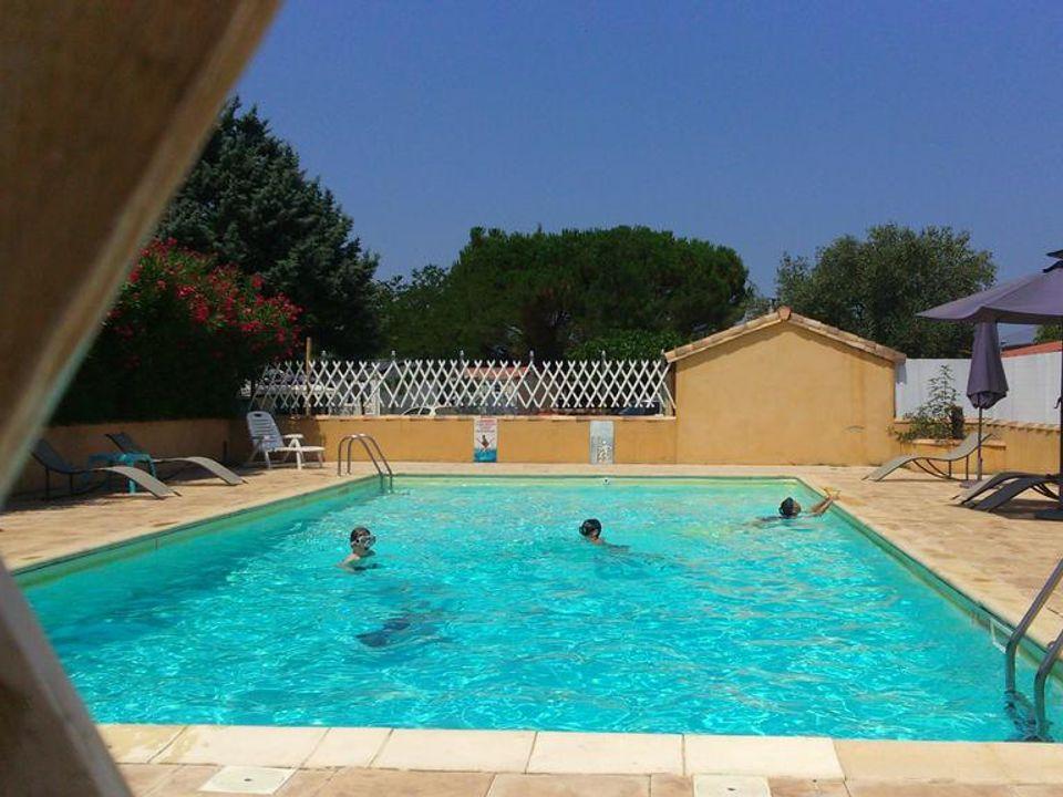 Camping l'Olivier - Camping Gard