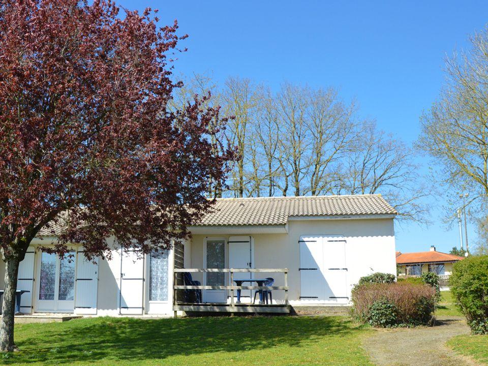 Village Vacances gîtes Les Rivières la Roche sur Yon - Camping Vendée