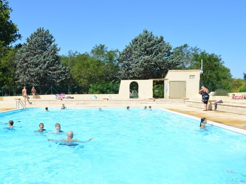 Camping Durance Luberon - Camping Bouches-du-Rhone