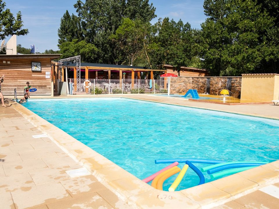 Camping Le Val de Cesse - Camping