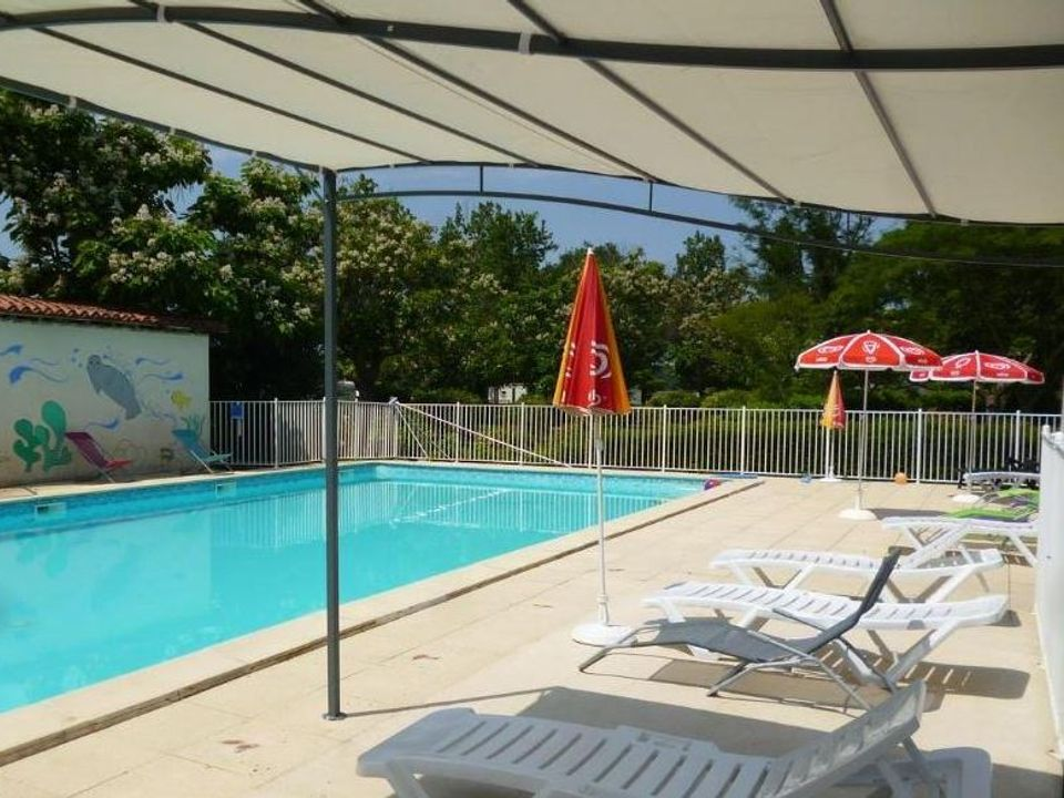 Camping Le Mouliat - Camping