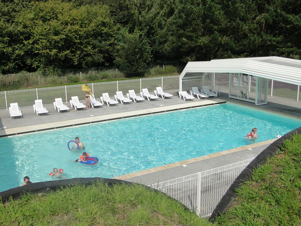 Camping Le Rompval - Camping