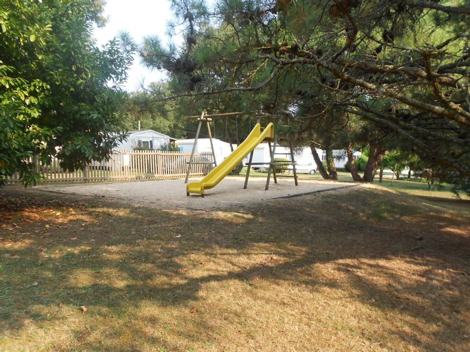 Camping Le Valerick - Camping Charente-Maritime
