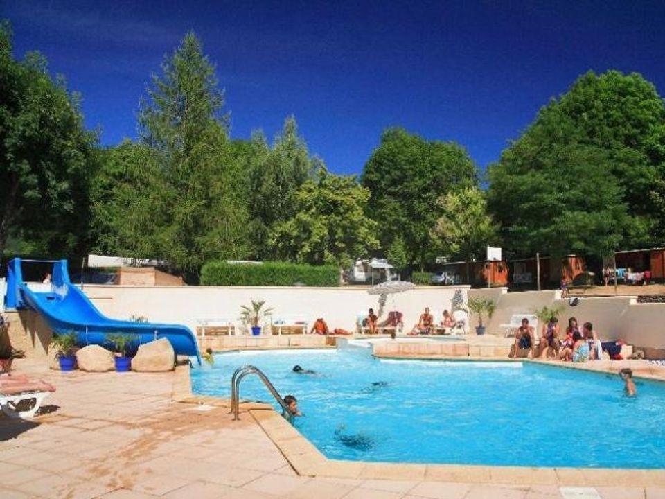Camping Le Jardin des Cévennes - Camping