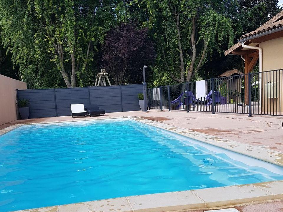 Camping les Erables - Camping Aveyron