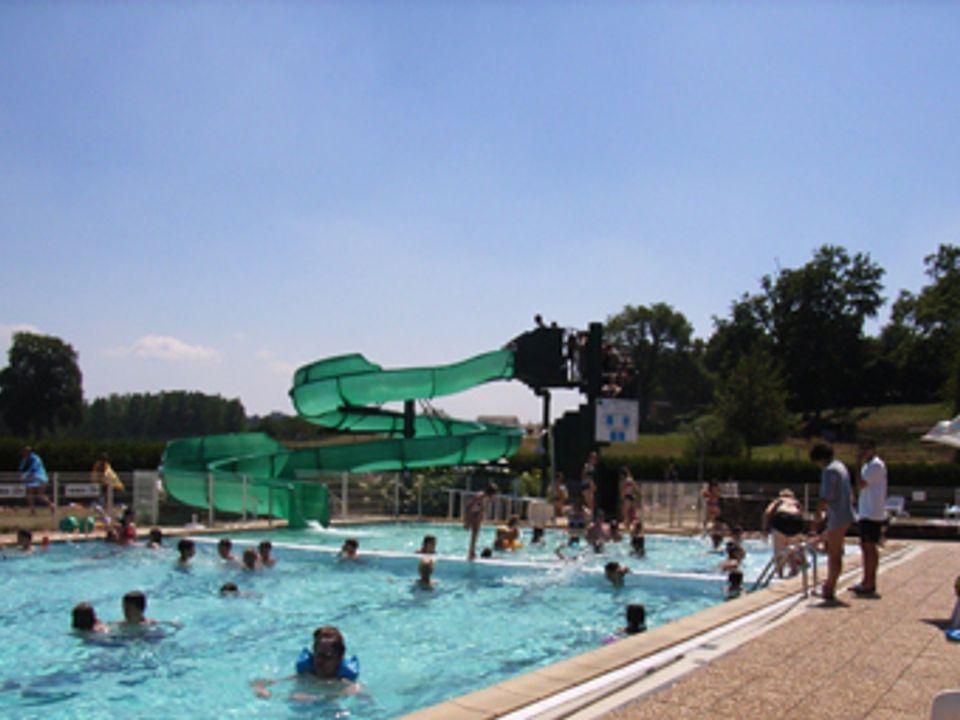 Camping Le Parc de Vaux  - Camping Mayenne