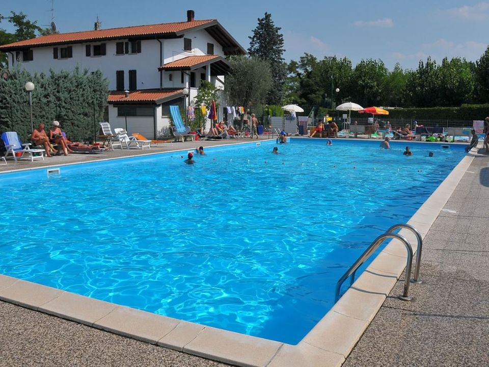 Camping Trevisago  - Camping Brescia