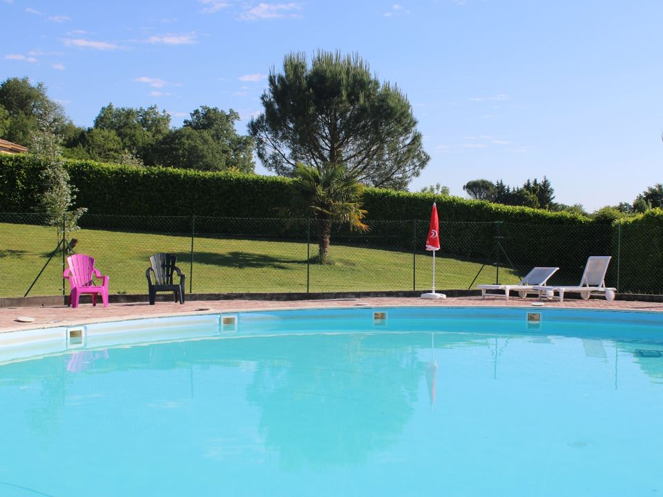 Camping Le Casties - Camping