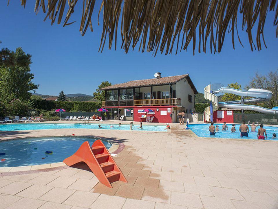 Camping Siblu Les Rives de Condrieu - Funpass inclus - Camping Rhône