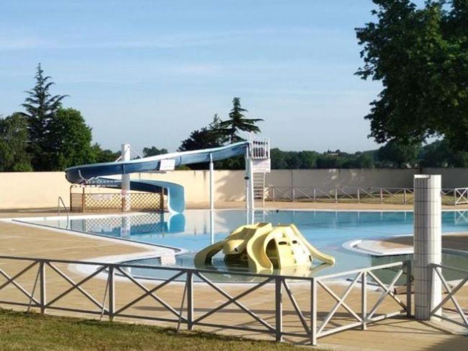 Camping Le Sorlut - Camping Charente Marittima